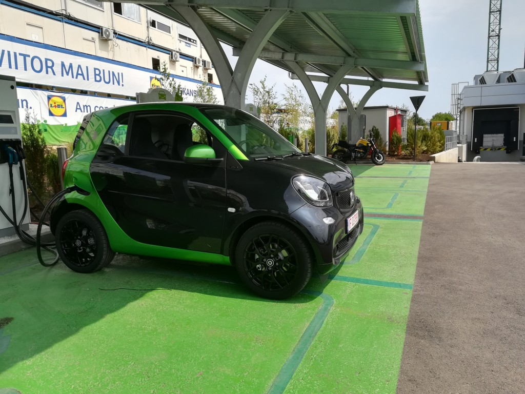 Smart fortwo ED Lidl