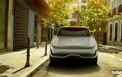 MINI Electric – primele schițe de design