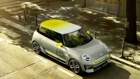 MINI made in China. MINI EV se va construi în Asia