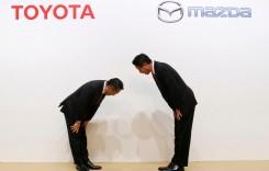 De aceeași parte a baricadei – Mazda și Toyota construiesc o uzină împreună