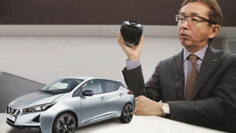 Proiecte secrete: Nissan Leaf