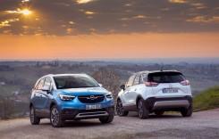 Opel Crossland X – S-au comandat deja 50.000 de unități