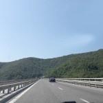 Autostrăzile transmontane din Bulgaria sunt demne de invidiat.