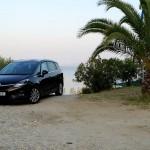 Diminețile pe malurile Egeei sunt mai plăcute cu un Opel Zafira.