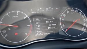 Cifrele vorbesc de la sine: doar 5,2 l/100 km!