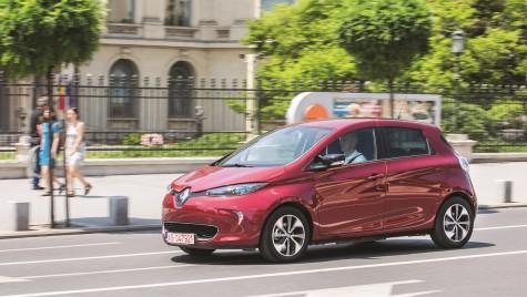 Renault va dubla capacitatea de producție pentru Zoe, cel mai bine vândut EV din Europa