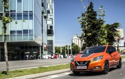 Test drive Nissan Micra IG-T 90 Tekna – Cifra norocoasă!