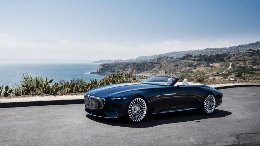 Vision Mercedes-Maybach 6 Cabriolet (7)