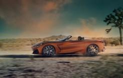BMW Concept Z4: Primele imagini și informații oficiale