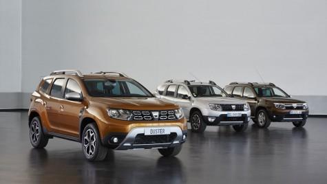 Dacia recheamă la service modele din gama Duster, Logan, Logan MCV și Sandero