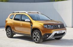 Renault crește producția SUV-ului Dacia Duster la Mioveni