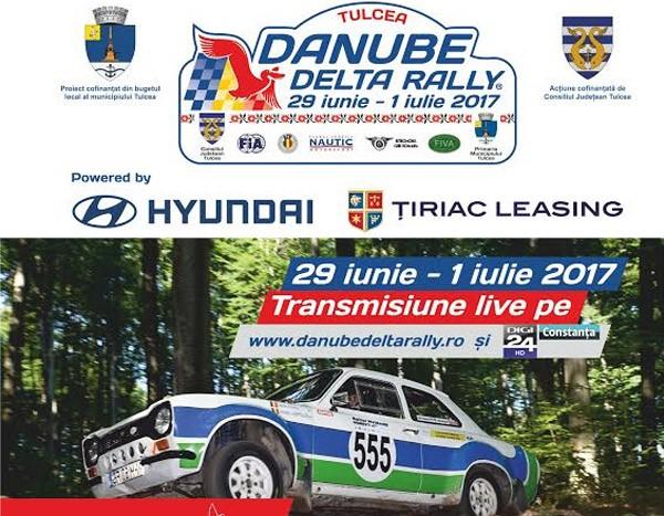 Danube Delta Rally