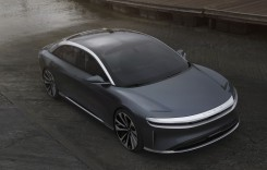 Lucid Air: Rivalul Tesla face senzație la Pebble Beach