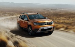 Noua Dacia Duster: VEZI primul video cu noul SUV