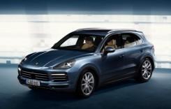 Noul Porsche Cayenne: Primele imagini oficiale sunt aici