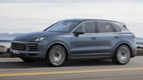 Noul Porsche Cayenne: Imagini și informații oficiale