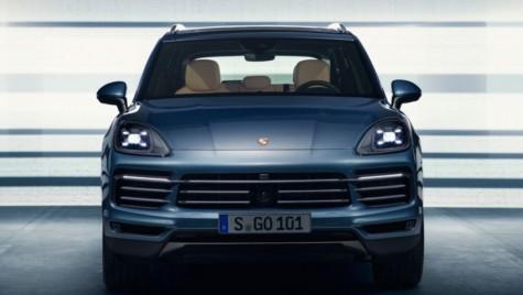 Noul Porsche Cayenne se lansează pe 29 august – prima imagine