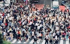 Aceasta este cea mai aglomerată trecere de pietoni din lume