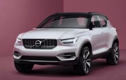 Volvo XC40: Noi detalii despre cel mai mic SUV Volvo