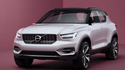 Volvo extinde capacitatea de producție pentru XC40 și scoate V40 din gamă