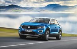 Faceți cunoștință cu T-Roc, baby-SUV-ul de lifestyle de la Volkswagen!