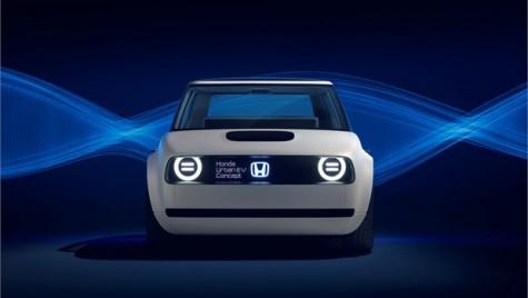 Honda Urban Concept EV –  renăscut electric