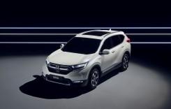 Noua Honda CR-V vine la Frankfurt, în format hibrid