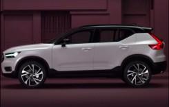 Volvo dă din casă fără să vrea. Așa va arăta XC40, cel mai mic SUV al suedezilor