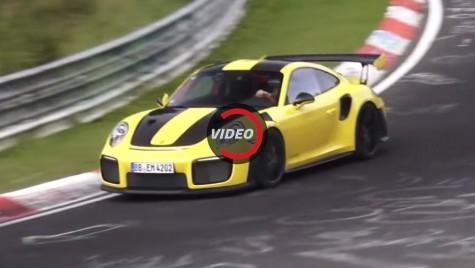 Porsche 911 GT2 RS: Sub 7 minute pe Nurburgring