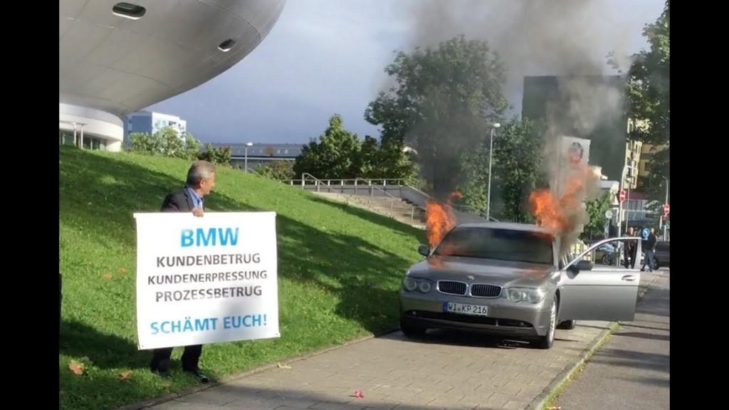 BMW ars la Munchen