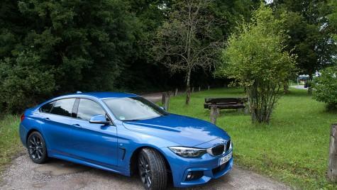 10 lucruri mai puțin știute despre BMW Seria 4 Gran Coupe