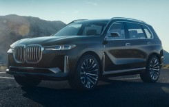 BMW X7 iPerformance Concept: Cel mai mare SUV BMW e aici
