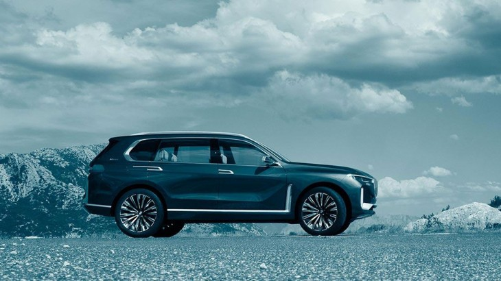 BMW X8 vine în 2020