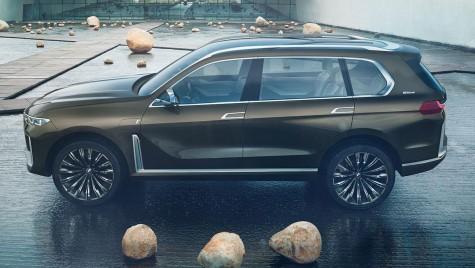 Conceptul BMW X7 iPerformance redefinește spațiul