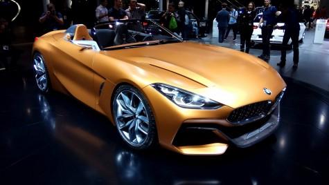 Frankfurt Live: acestea sunt fabuloasele concepte de la standul BMW