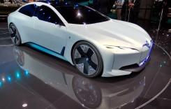 BMW i Vision Dynamics prefațează un viitor model electric de clasă medie