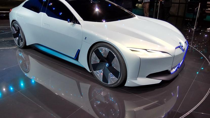 BMW i Vision Dinamics Concept