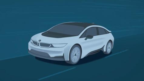 BMW i5, dezvăluit accidental? Așa arată mașina cu 700 km autonomie!