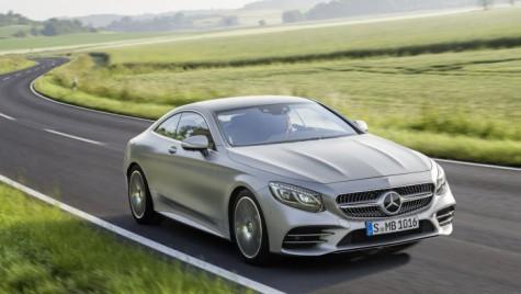 Prețuri Mercedes Clasa S Coupe și Cabriolet în România