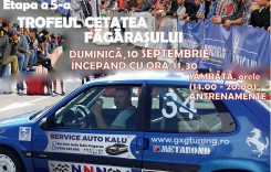 INTERNATIONAL AUTOTEST CHALLENGE revine la  FĂGĂRAȘ