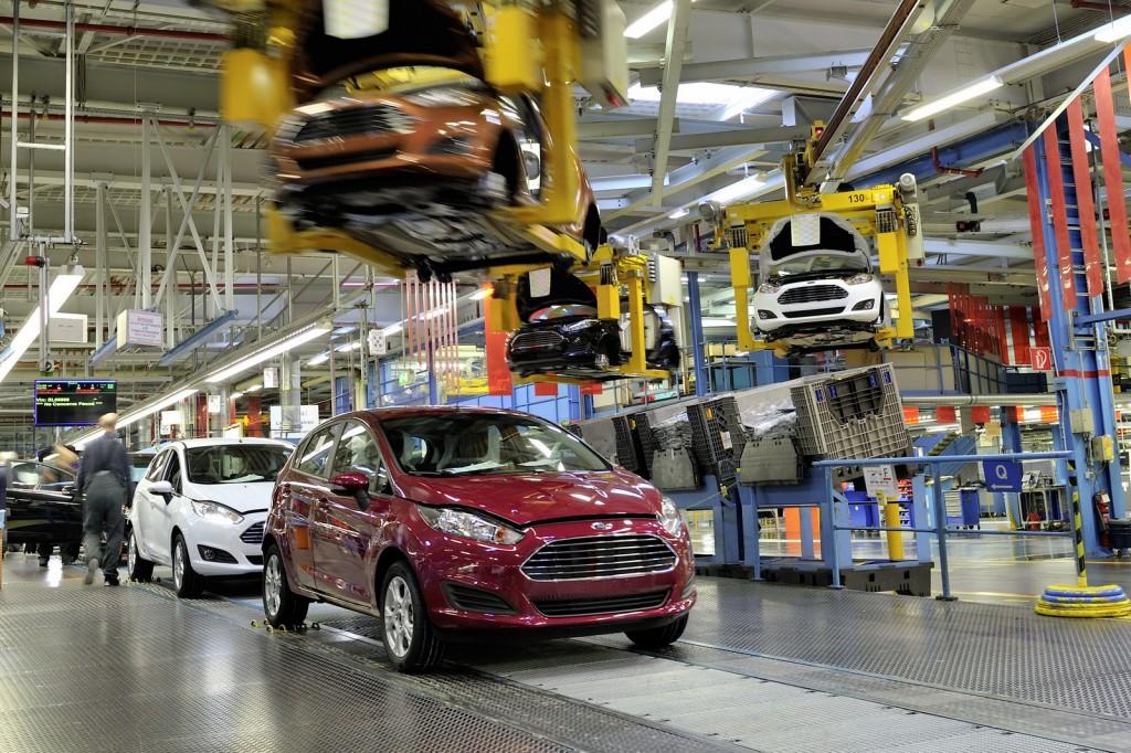 Ford se pregătește de restructurări de proporţii la nivel global