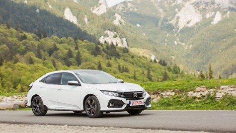 Test Honda Civic 1.5 VTEC Turbo Sport Plus – Remarcabilul  japonez