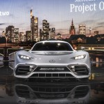 Mercedes-Benz Media Night am Vorabend der IAA Frankfurt 2017