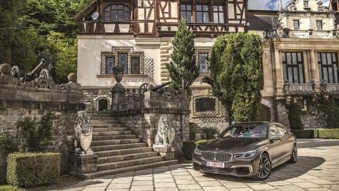 Test drive BMW M760Li xDrive – Cei 12 magnifici
