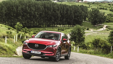 Test drive Mazda CX-5 CD 175 Revolution Top AT6