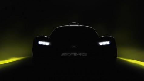 Mercedes-AMG Project ONE – Tehnologia din Formula 1 se mută în stradă