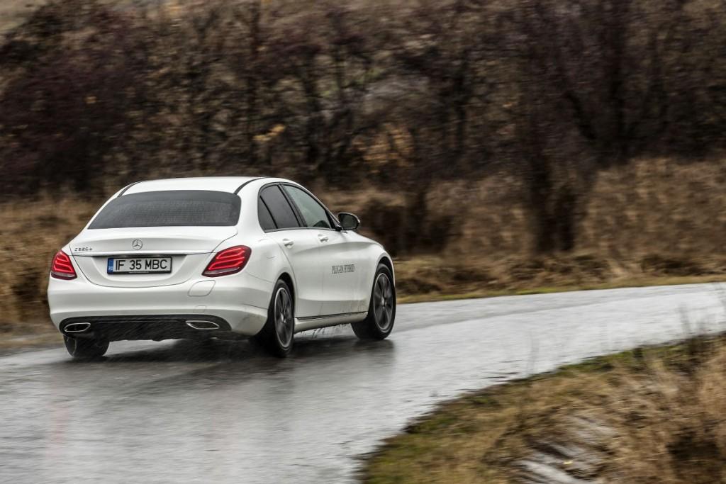 Mercedes-Benz C 350 e (16)