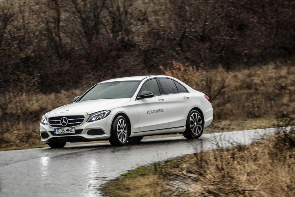 Mercedes-Benz C 350 e (17)