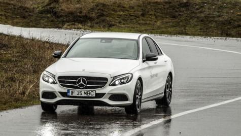 Test drive Mercedes-Benz C 350 e – Dublă personalitate