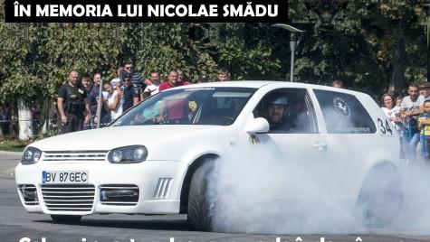INTERNATIONAL AUTOTEST CHALLENGE 2017 – Etapa a VI-a – Cupa Domnești–Argeș